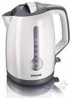 Электрочайник Philips HD4649/00 White/Grey
