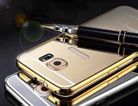 Чехол Supreme Chrome S6 для Mirror case S6