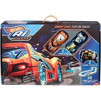 Трек Хот Вилс гоночная система на радиоуправлении Ai Intelligent Race System Starter Kit Hot Wheels