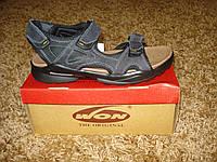 Кожаные сандалии WON №-8