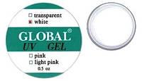 Гель Global (15 мл белый)