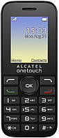 Мобильный телефон Alcatel 1016D One Touch Volcano Black