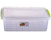 Пищевой контейнер с ручками 2.2 л Al-plastik ELIT