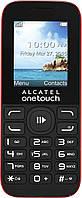 Мобильный телефон Alcatel 1052D One Touch Deep Red