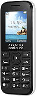 Мобильный телефон Alcatel 1052D One Touch Pure White