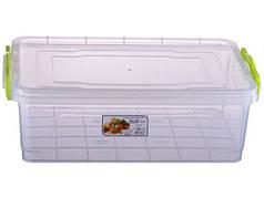Пищевой контейнер с ручками 3 л Al-plastik ELIT