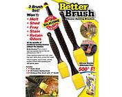 Набор кондитерских силиконовых кистей Better Brush Kit, фото 3
