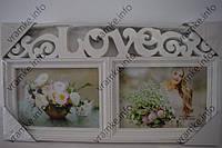 Рамка коллаж 1502 Love 2 фото