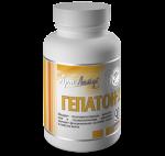 Гепатон -2-предназначен для мягкой поддержки работы клеток печени (90табл.,Арт Лайф), фото 2