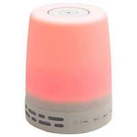 Портативный динамик Bluetooth AJ-99 с подсветкой хамелеон