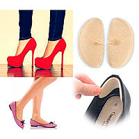 Вставки для обуви shoe bite saver подушечки защитные от мозолей
