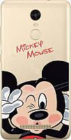 TOTO TPU case Disney Xiaomi Redmi Note 3 Mickey Mouse