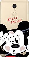 TOTO TPU case Disney Xiaomi Redmi Note 4 Mickey Mouse