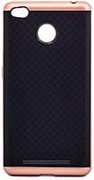 Ipaky TPU+PC Xiaomi Redmi 3s/3pro Black/Rose Gold