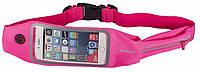 Romix RH16 Waist bag/Belt with touch screen window max 4.7' Pink