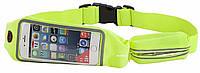 Romix RH16 Waist bag/Belt with touch screen window max 5.5' Green