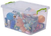 Пищевой контейнер с ручками 17 л Al-plastik Lux №8