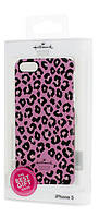 Hallmark HDC Hard Case iPhone 5 Pink Leopard Pattern
