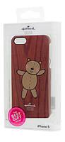 Hallmark HDC Hard Case iPhone 5/5S Bear On Wood