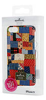 Hallmark HDC Hard Case iPhone 5/5S Rag Pattern