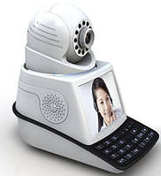 GSM камера сигнализация HG160WA видео телефон Net Camera Ip P2P Интернет видео камера - телефон