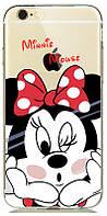 TOTO TPU case Disney iPhone 6/6s Minnie Mouse