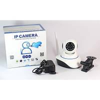 Камера с встренной сигнализацией + подключение беспроводных датчиков движения IP Alarm