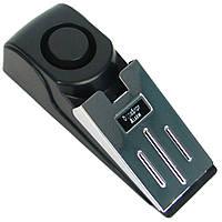 Дверная сигнализация Door Stop Alarm беспроводная сигнализация защита входных дверей дома
