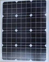 Солнечная батарея панель зарядное Solar board  50W 18V 67 * 54 cm 67x54 см