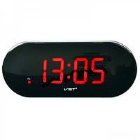 Часы сетевые VST 717-5 синий