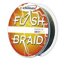 Шнур Climax Flash Braid 0.60 Green 100m. 48,00kg