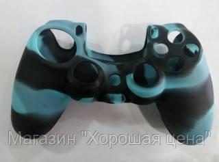 Чехол на джойстик PS4 цветной, фото 2