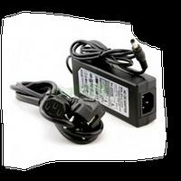 Адаптер 12V 4A UKC Пластик + кабель (разъём 5.5*2.5mm)