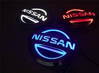 Дверной логотип LED LOGO 070 NISSAN