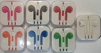 Наушники I-5 Electroplating (color) с микрофоном!Акция