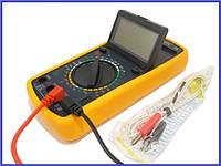 Цифровой тестер, мультиметр DT-9207!Акция