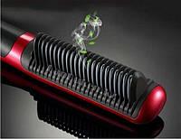 Утюжок-расческа для волос 908