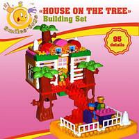 Конструктор Дом на деревьях 95 деталей