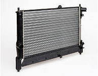 Радиатор Hyundai Santa FE, Matrix, Accent, Tucson, i10, i20, i30, ix35, Elantra, Getz, Sonata, фото 1