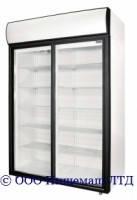 Шкаф холодильный Polair DM110Sd-S (ШХ-1,0 купе)