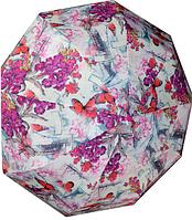 Женский подарочный зонт (автомат, цветной)