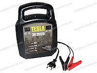 Зарядное устр. TESLA ЗУ-20120 12V 8A/20-120AHR аккум-кислотные,GEL,AGM/светодиодн.индик.