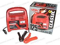 Зарядное устр. VOIN VC-125 12V/4A/12-60AHR/стрел.индик.