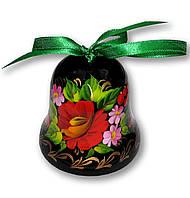 Колокольчик сувенирный декоративный, фото 1