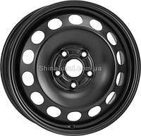 Стальные диски KFZ 9680 Audi / Seat / Skoda / Volkswagen 6.5x16/5x100 D57.0 ET42 (Black)