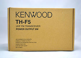 Рация Kenwood TH-F5