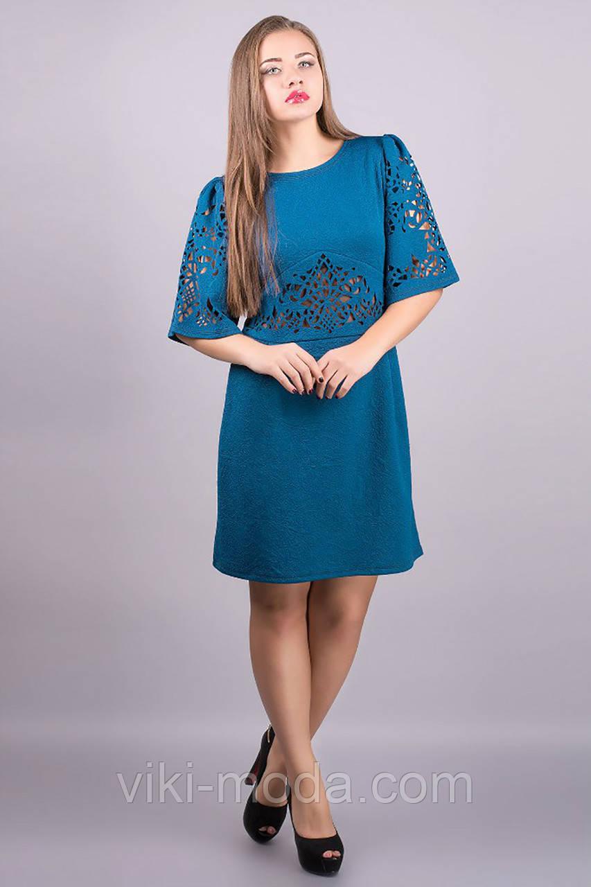 Платье Вивиана (морская волна)