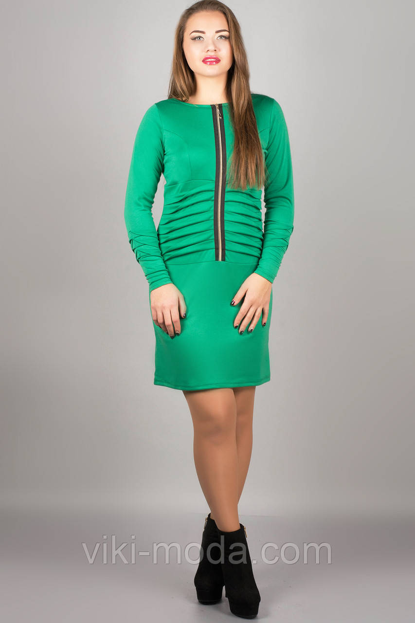 Платье Рио (ментол)
