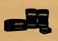Турмалиновый набор Большой размер (Пояс, шея, наколенник) состоит из 4 предметов