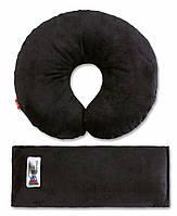 Комплект дорожный для сна Eternal Shield 4601234567831 черный
